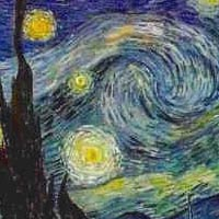 Van Gogh - Starry Night.