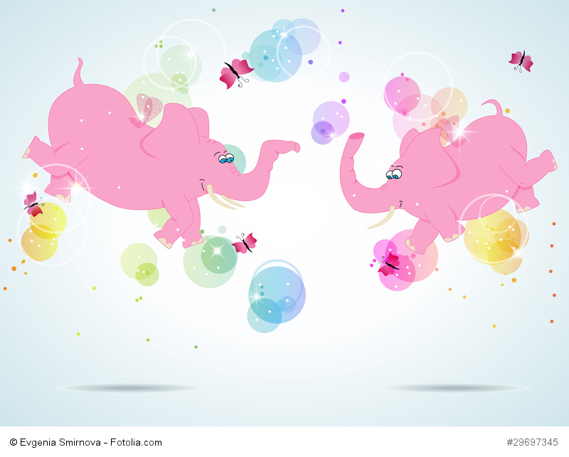 Making Pink Elephants Fly On Web Waves
