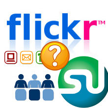 Customer Support: Flickr vs. StumbleUpon
