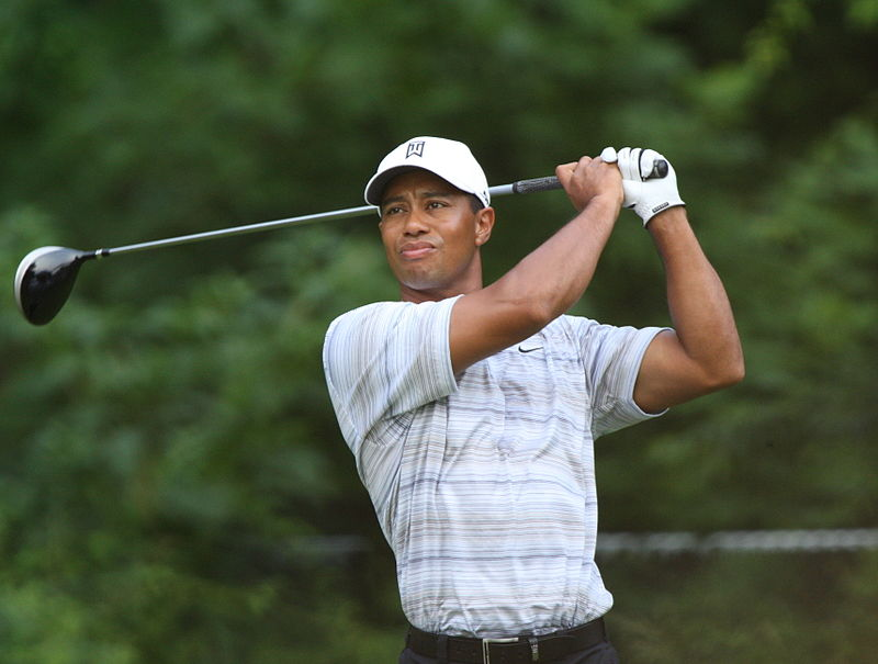 Despite PR Fiasco, Tiger Woods Is Still the Most Liked Athlete in the United States