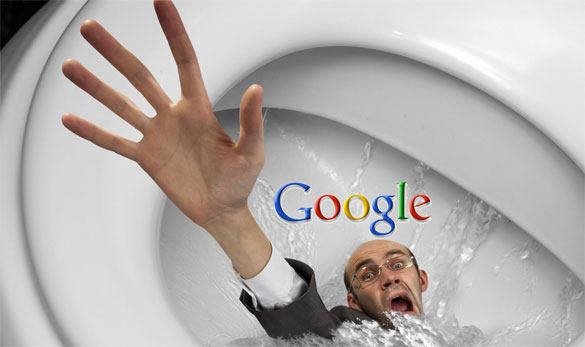 Google and the Lilliputians